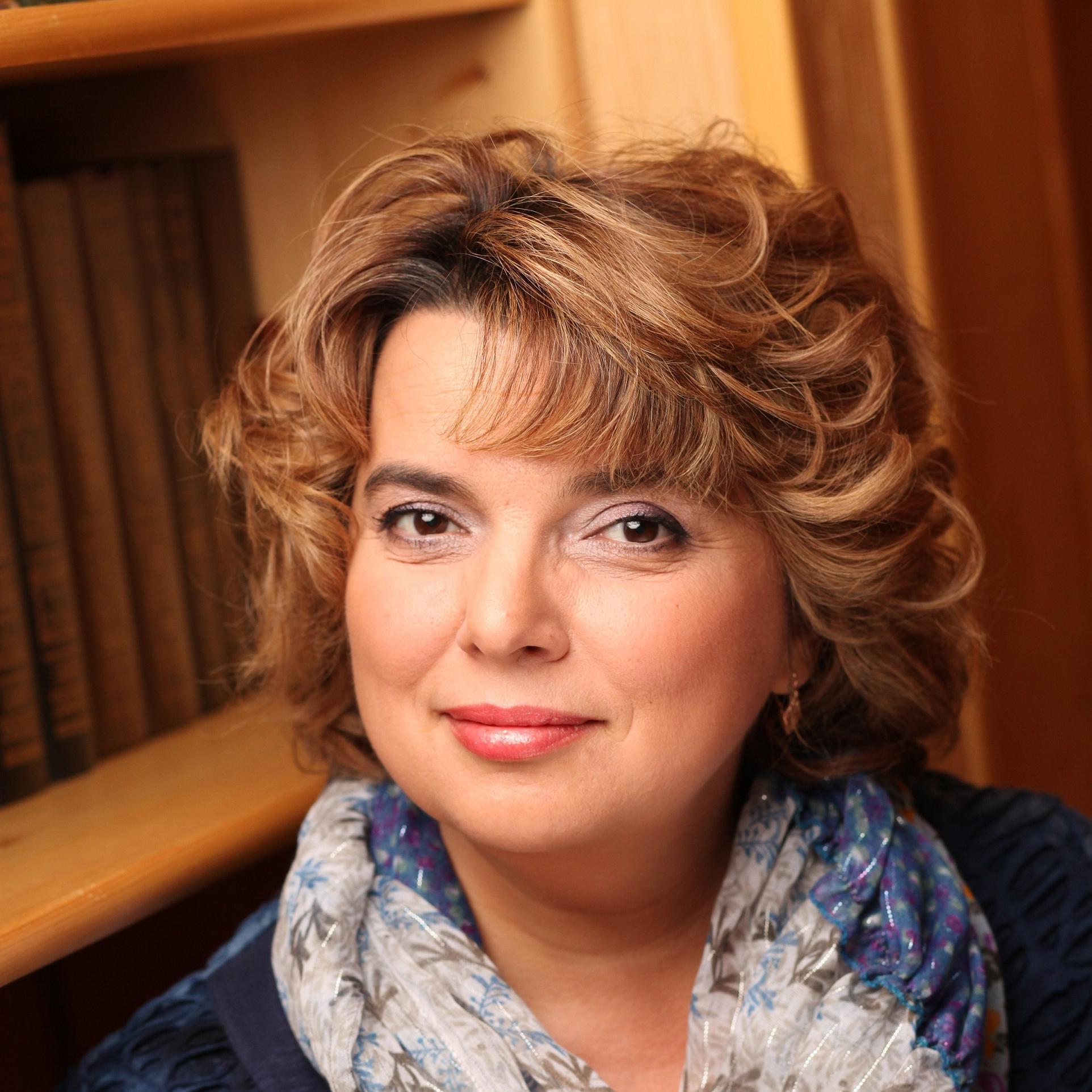 Автор Анна Берсенева