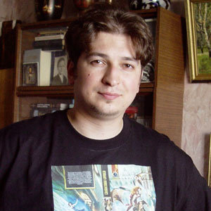 Автор Андрей Игоревич Егоров