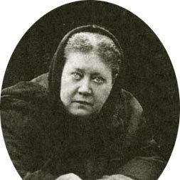 Автор Елена Петровна Блаватская