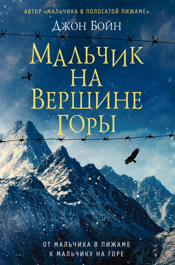 Джон Бойн «Мальчик на вершине горы»