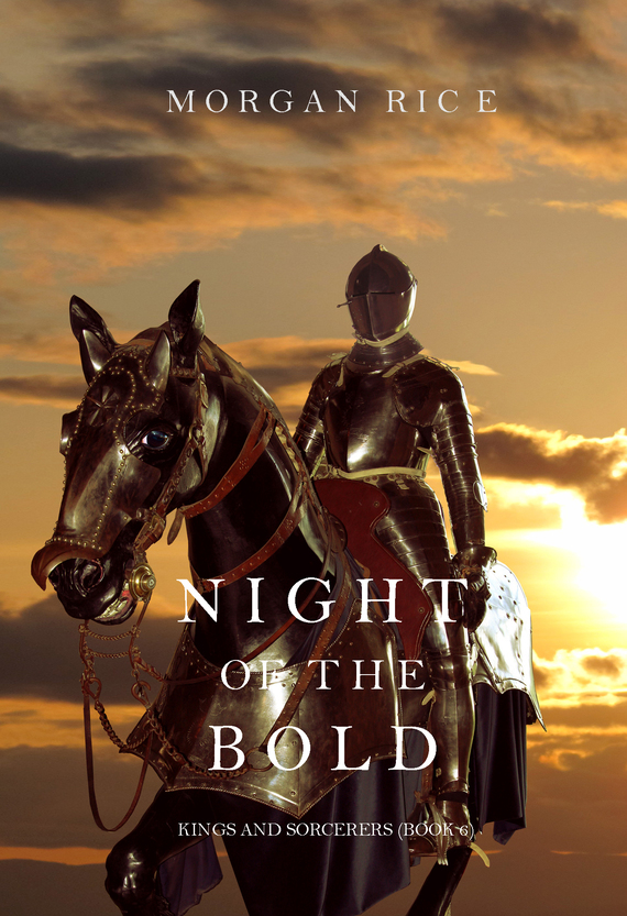 Night of the Bold – Morgan Rice