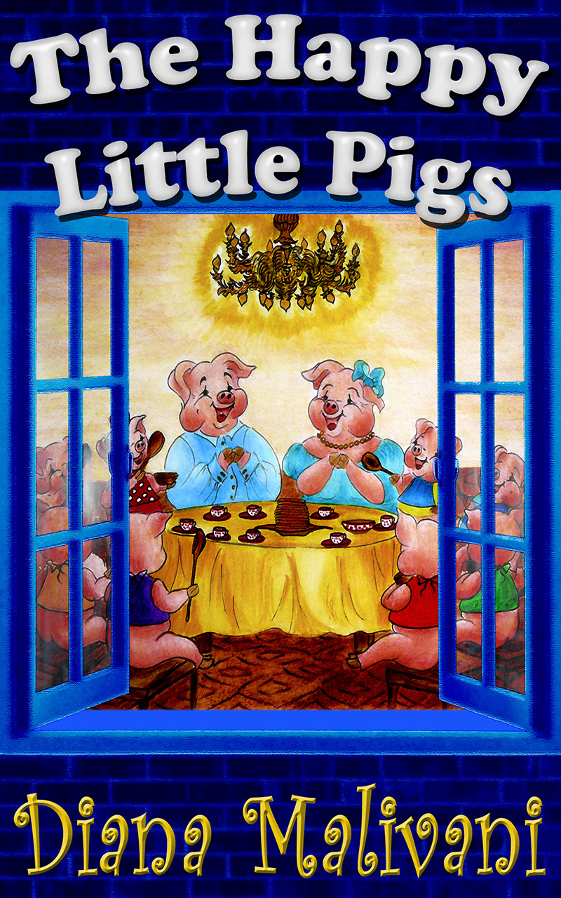 The Happy Little Pigs