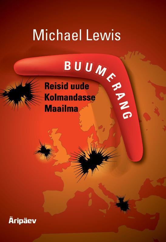 фото обложки издания Buumerang: Reisid uude Kolmandasse Maailma