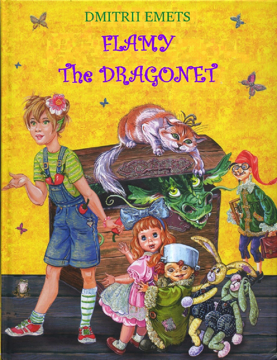 Flamy the Dragonet – Dmitrii Emets