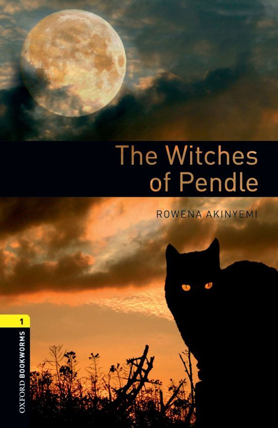 The Witches of Pendle – Rowena Akinyemi
