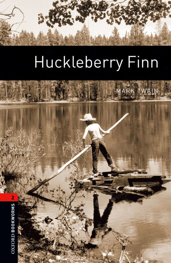 Huckleberry Finn – Mark Twain