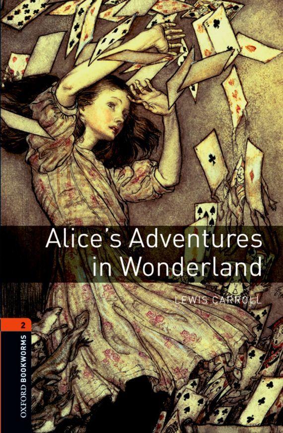 Alice's Adventures in Wonderland - Lewis Carroll читать онлайн или скачать бесплатно fb2 epub txt rtf