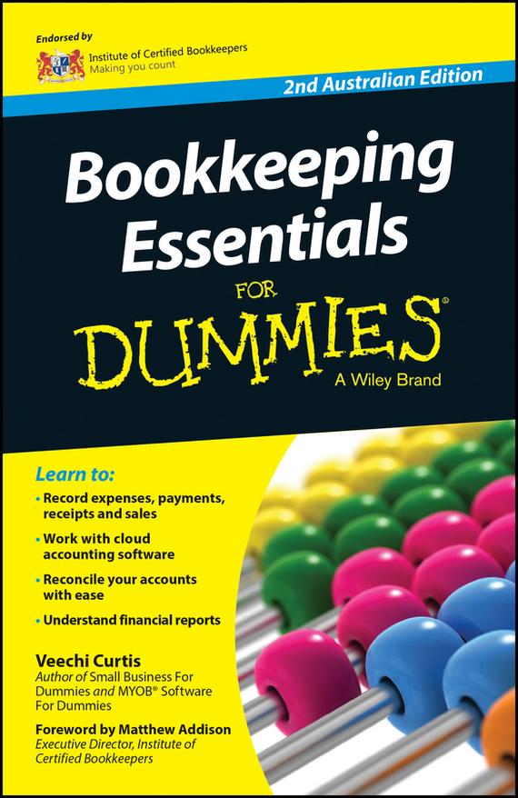 фото обложки издания Bookkeeping Essentials For Dummies – Australia