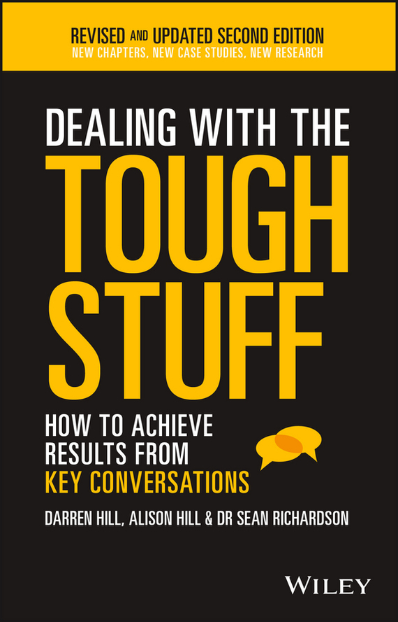 Обложка книги Dealing With The Tough Stuff