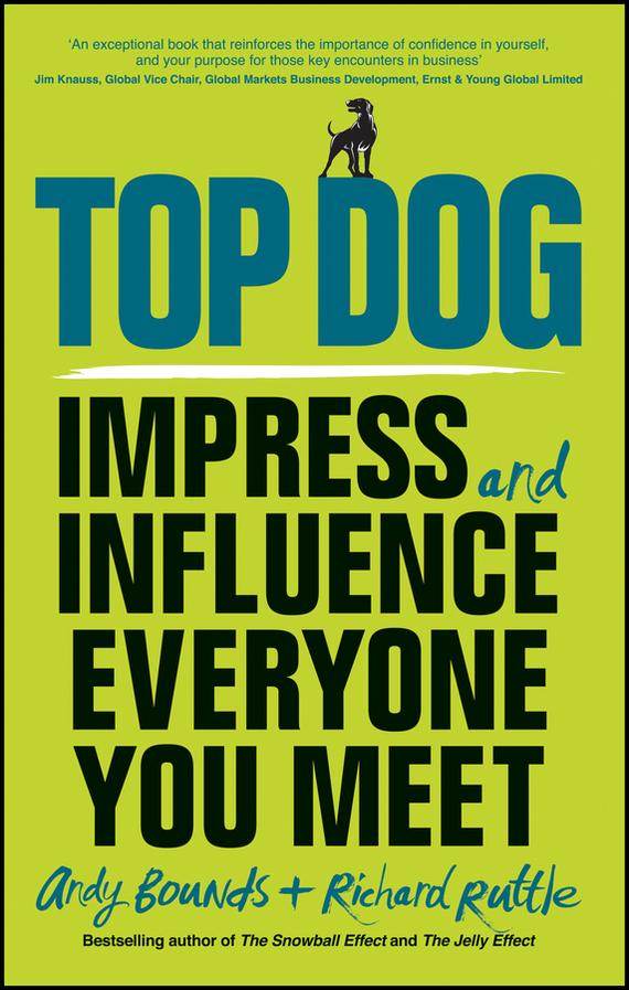 Обложка книги Top Dog