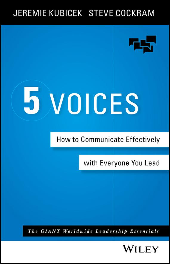 Обложка книги 5 Voices