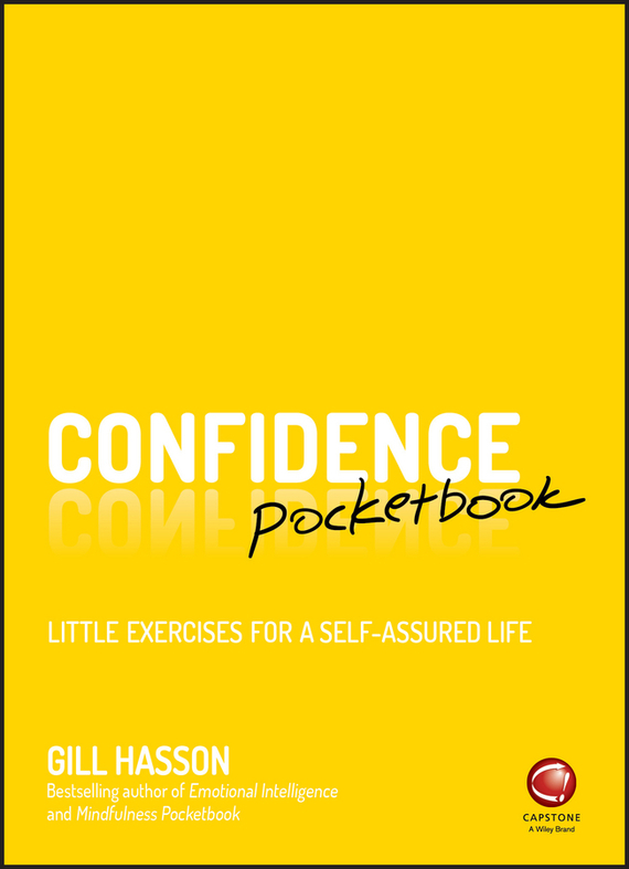Confidence Pocketbook – Hasson Gill