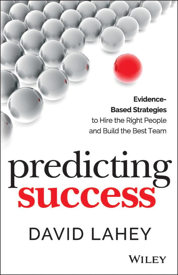 фото обложки издания Predicting Success