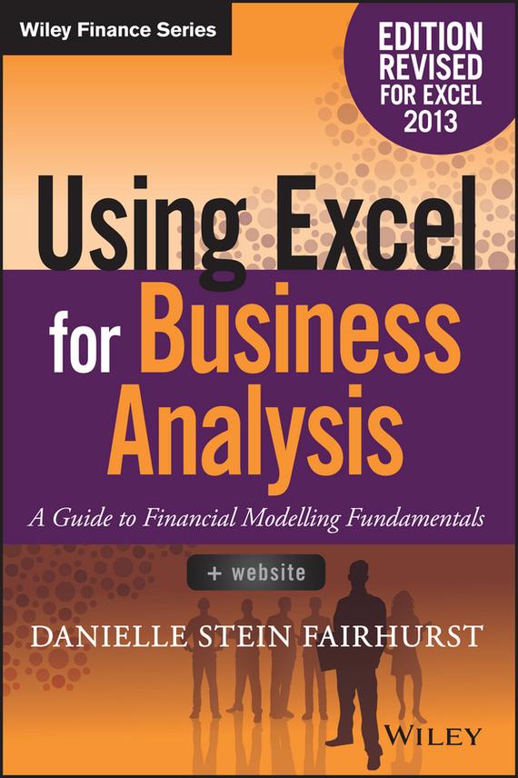 Обложка книги Using Excel for Business Analysis