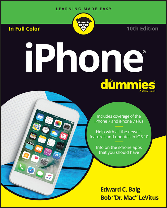 iPhone For Dummies – Baig Edward, LeVitus Bob