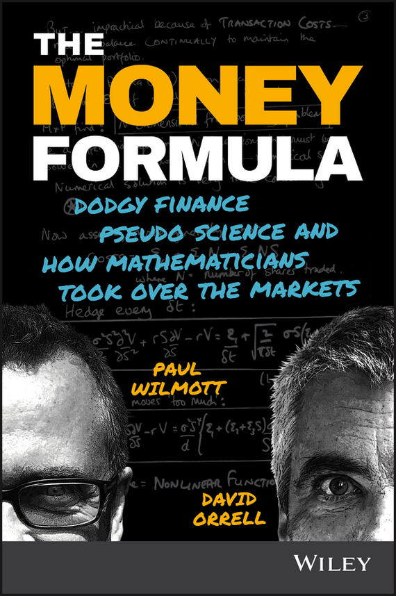 Обложка книги The Money Formula