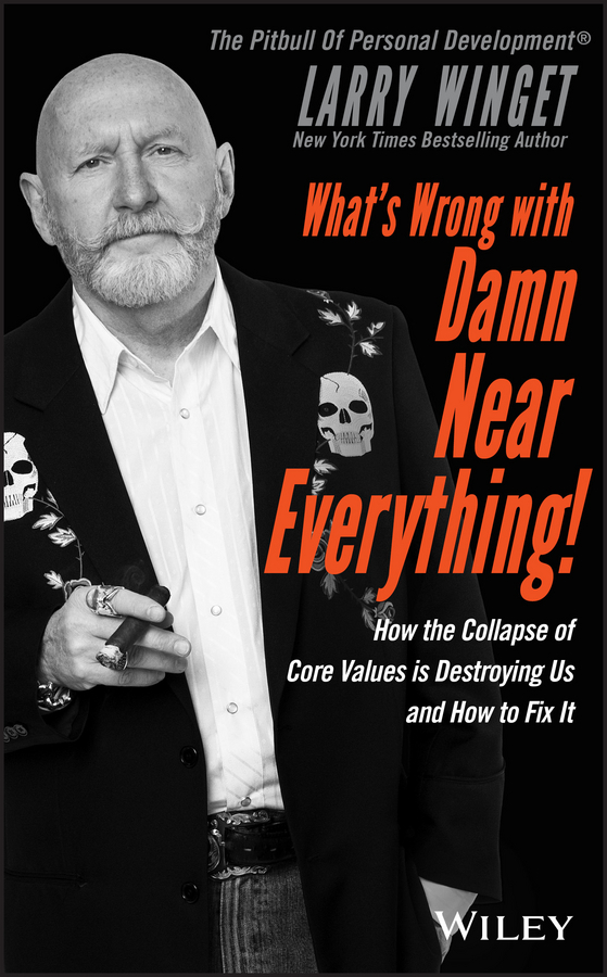 Обложка книги What's Wrong with Damn Near Everything!