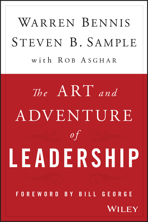 Обложка книги The Art and Adventure of Leadership