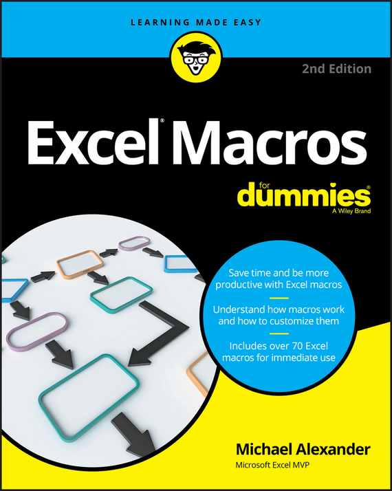 Excel Macros For Dummies – Alexander Michael