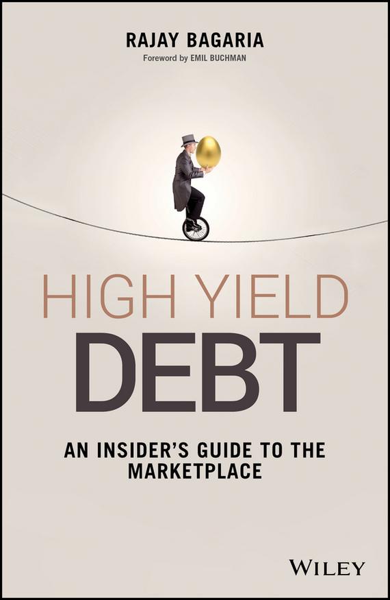 Обложка книги High Yield Debt