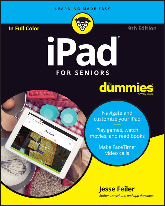 iPad For Seniors For Dummies – Feiler Jesse