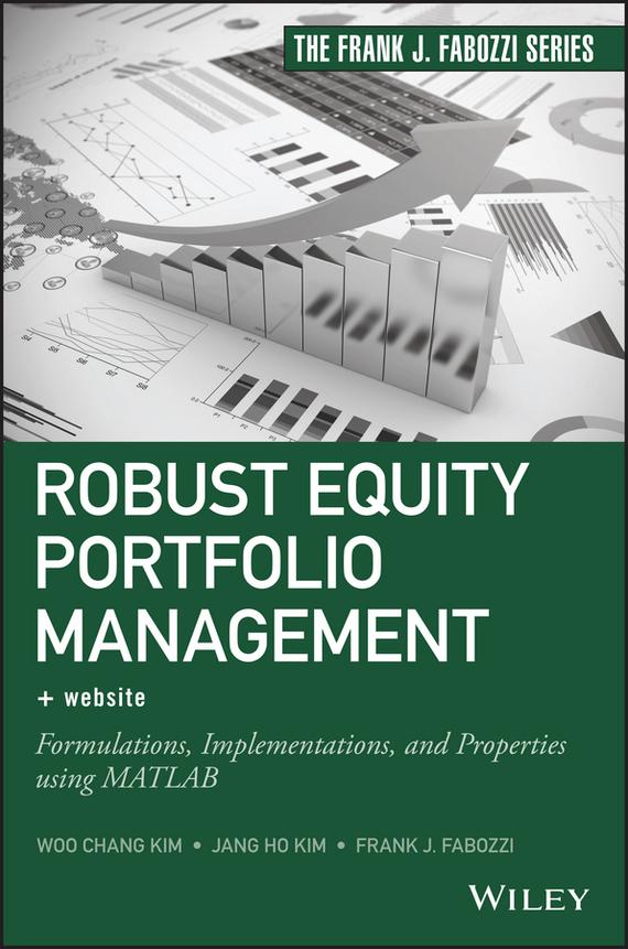 Обложка книги Robust Equity Portfolio Management