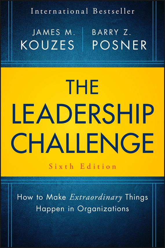 Обложка книги The Leadership Challenge