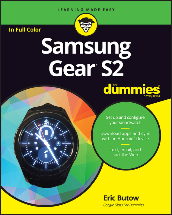 Samsung Gear S2 For Dummies – Butow Eric