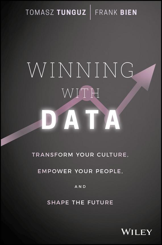 фото обложки издания Winning with Data