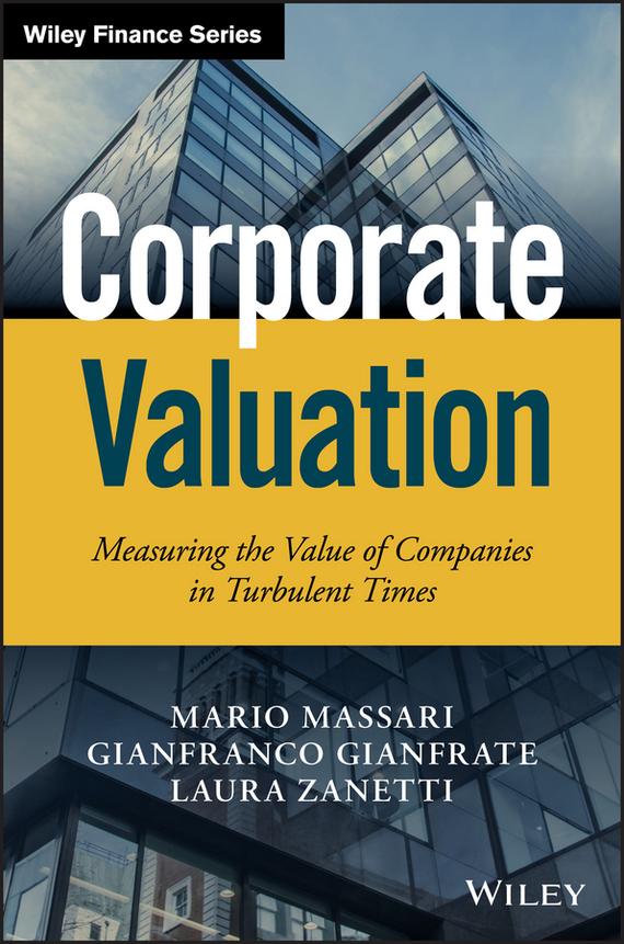 Обложка книги Corporate Valuation