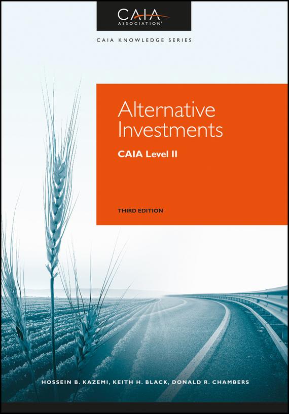 Обложка книги Alternative Investments