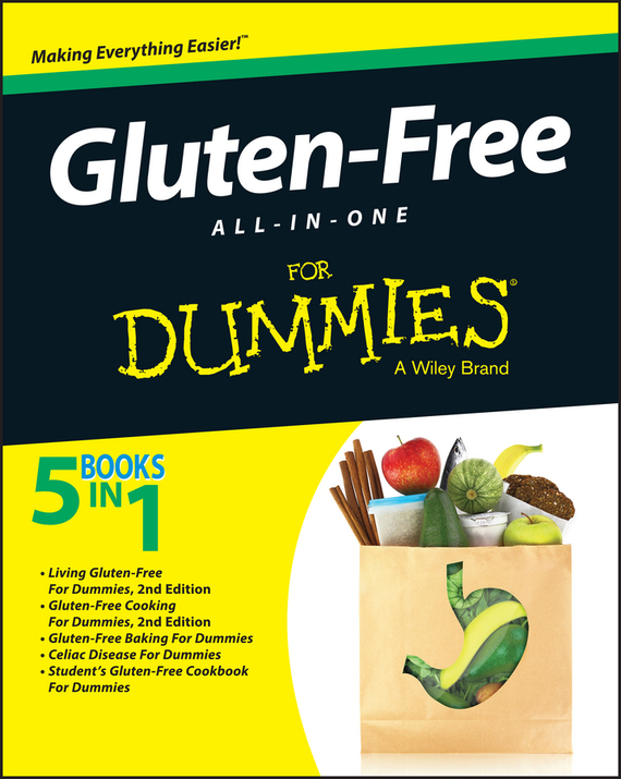 Gluten-Free All-In-One For Dummies – Dummies Consumer