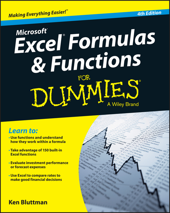 Excel Formulas and Functions For Dummies – Bluttman Ken
