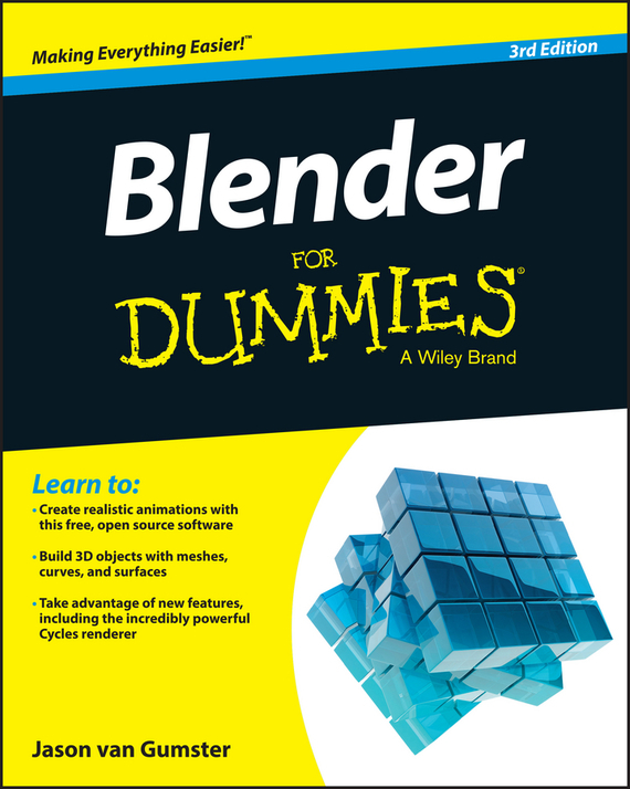 Blender For Dummies – Jason Gumster
