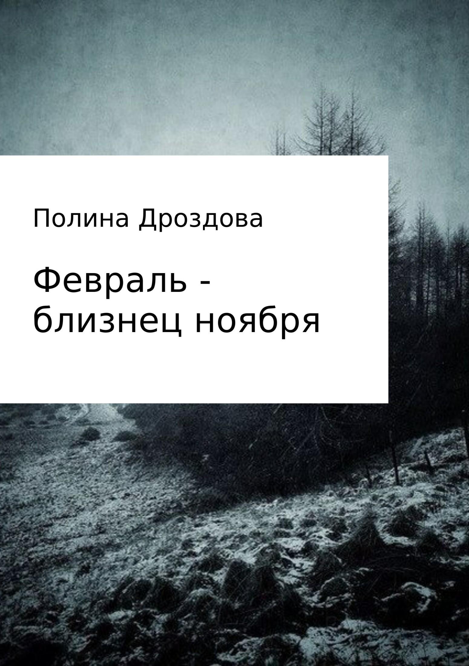 Полина Дроздова «Февраль – близнец ноября»