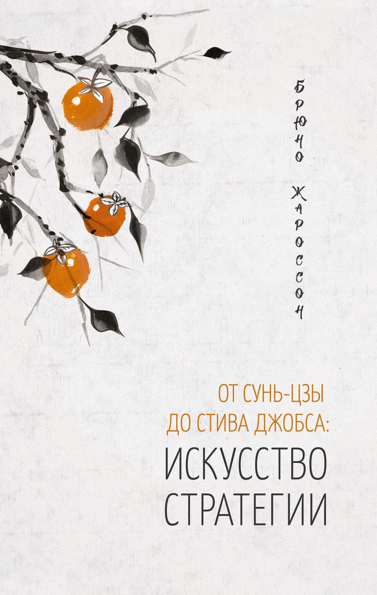 Обложка книги. Автор - Брюно Жароссон